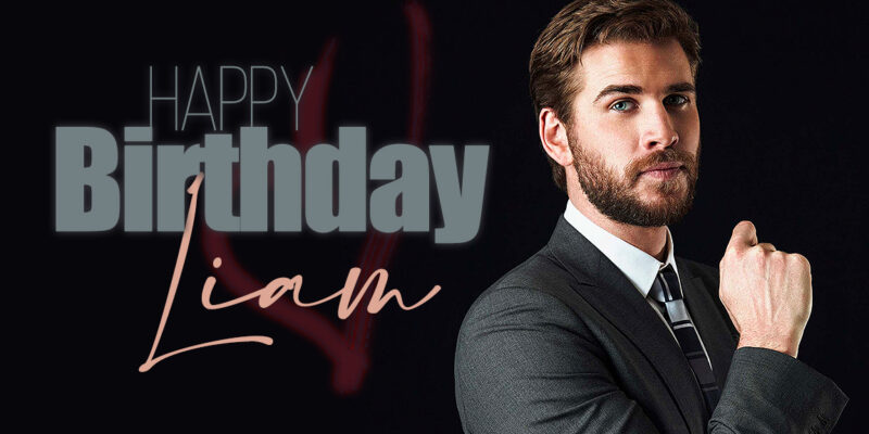 Happy Birthday Liam!